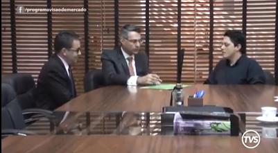 Entrevistas para o Programa de TV Visão de Mercado – Alex Altimari e Carlos Bittencourt