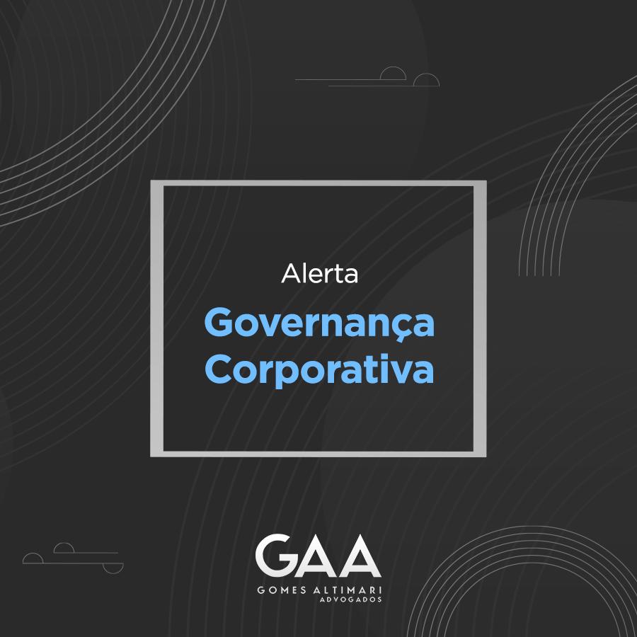 Governança corporativa é um processo evolutivo