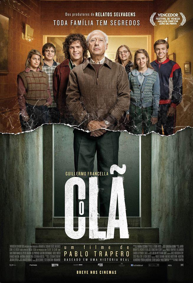 "GAA Convida | Filme – ""O Clã"""