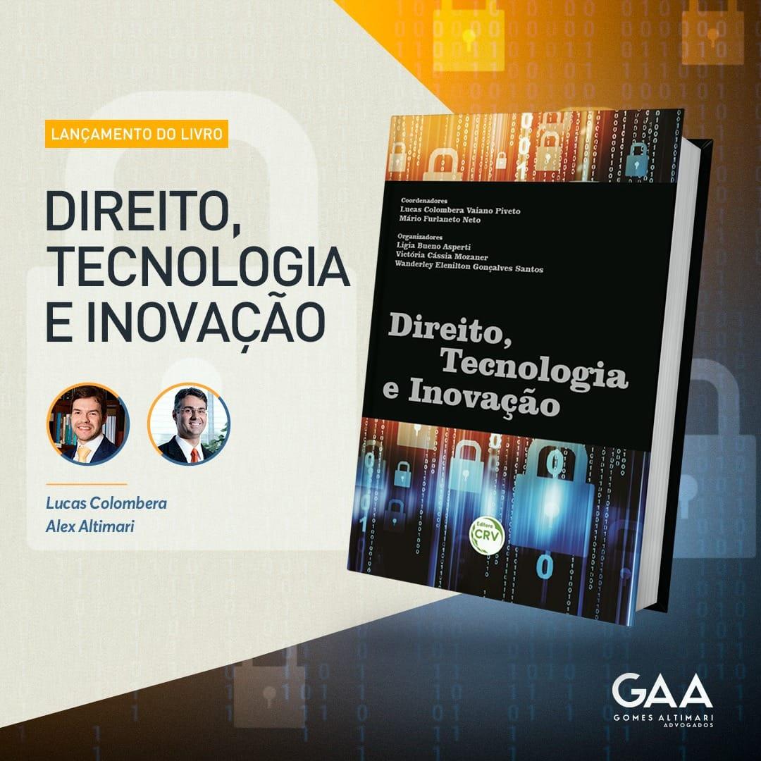 Lançamento do livro – Lucas Colombera e Alex Altimari